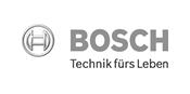 Bosch - Automobilzulieferer, Hersteller von Gebrauchsgütern und Industrie- und Gebäudetechnik