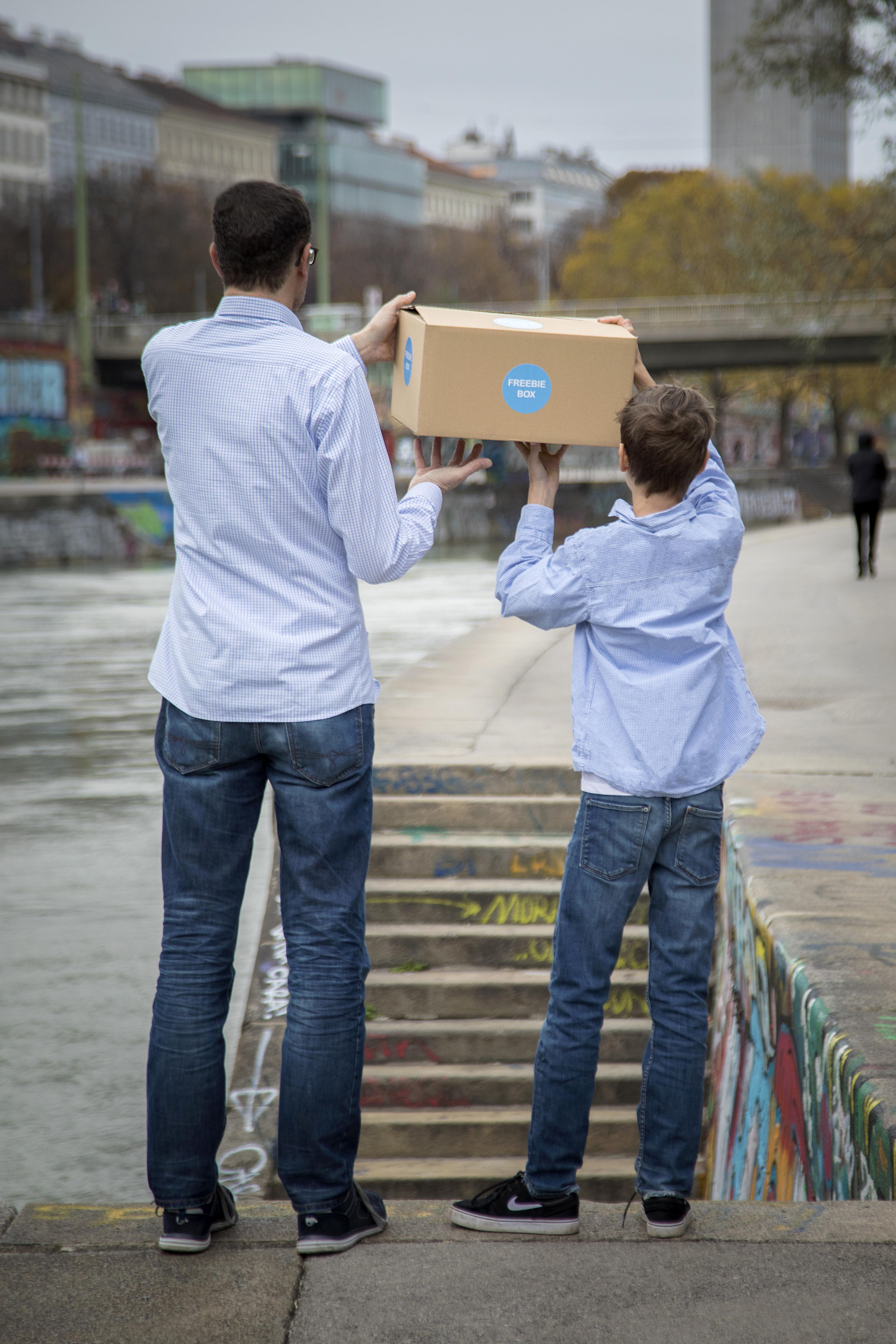 Freebiebox für Jung und Alt