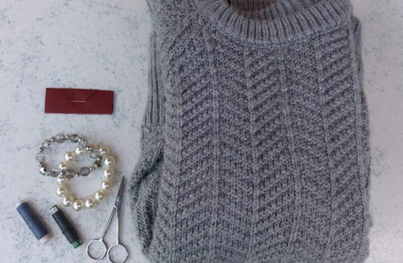 Aus Alt mach Neu: DIY – Wie du alte Kleidung mit Schmuck aufwertest