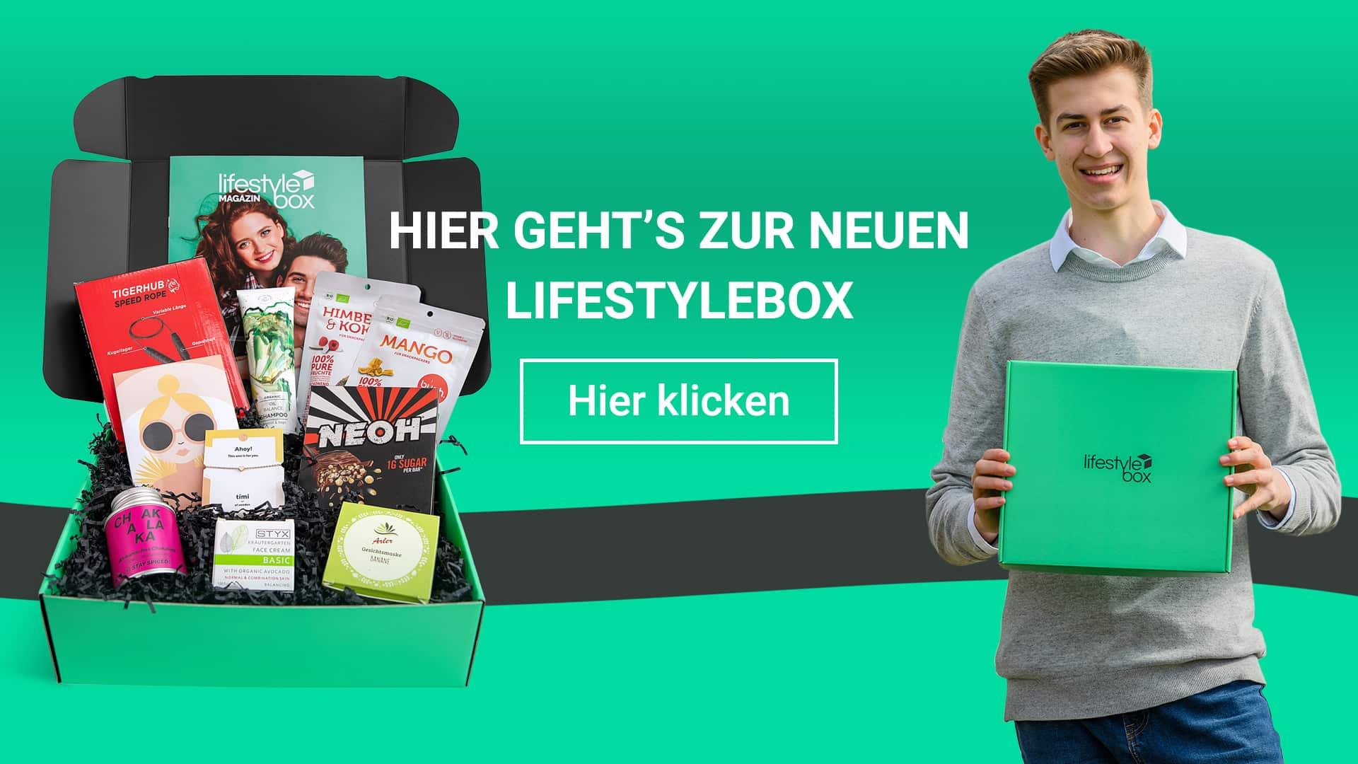 Lifestylebox Banner